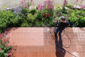 Read more about the article How to Properly Pressure Wash Your Concrete